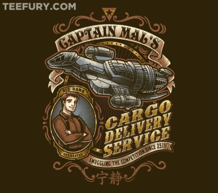 Firefly/Serenity T-Shirt