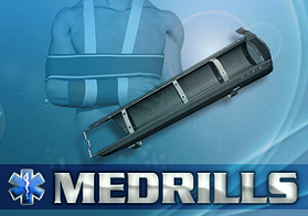 "Review of Medrills ""Fracture"" iOS app for Paramedic's and EMT's"