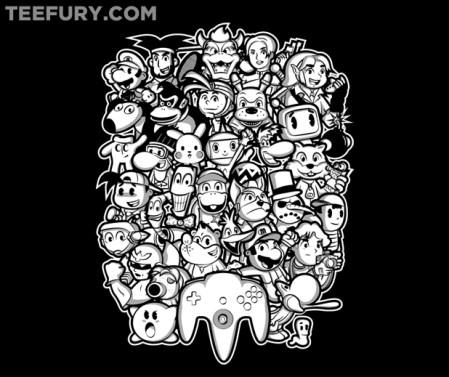64 Bit T-Shirt