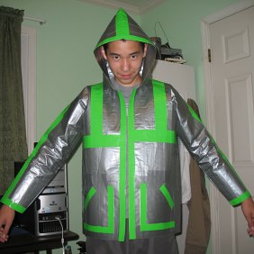 Duct Tape Jacket