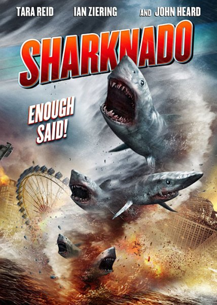 Sharknado, the movie that took everyone by storm