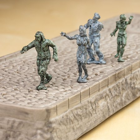 Zombie Cribbage Set