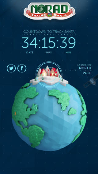 5 fun and free Christmas themed apps for iphone / ipod / iPad