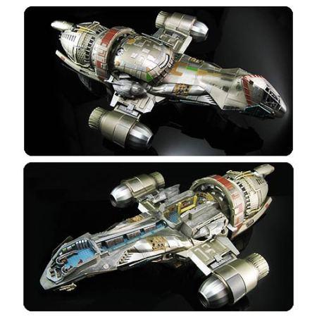 Replica of Firefly Ship