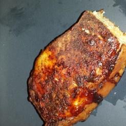 Pork Chop with Rescue Rub Seasoning