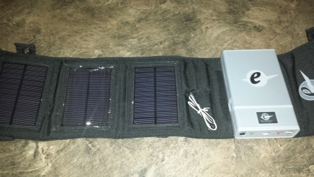 Solar Charging Kit