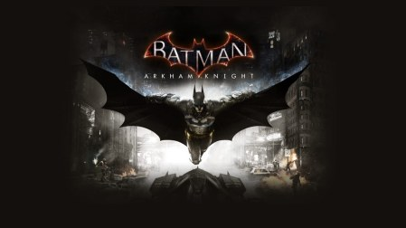 Video Game Batman