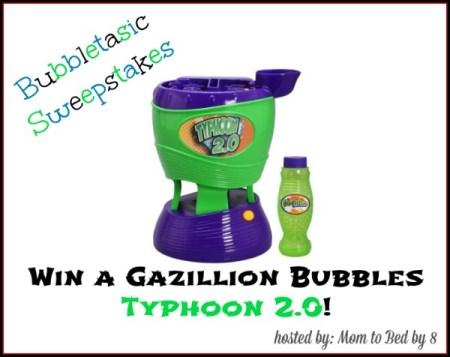 Typhoon Bubble set