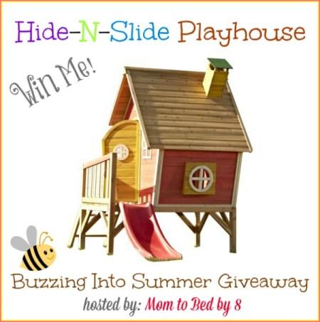 Kids Playhouse Giveaway