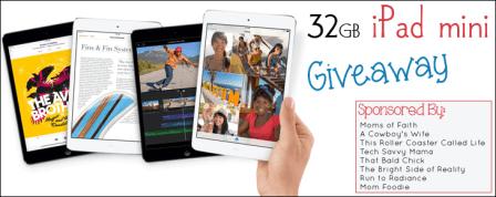 iPad Giveaway