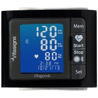 Travel Blood Pressure Monitor