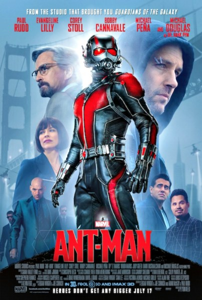 Ant-Man Clips available here on A Medic's World, I am excited to see it, how about you? #antman #marvel @marvel