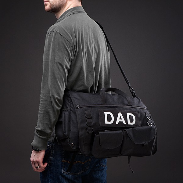 Tactical Diaper Bag - Great for Mom's And Dad's be ready for any baby emergency!