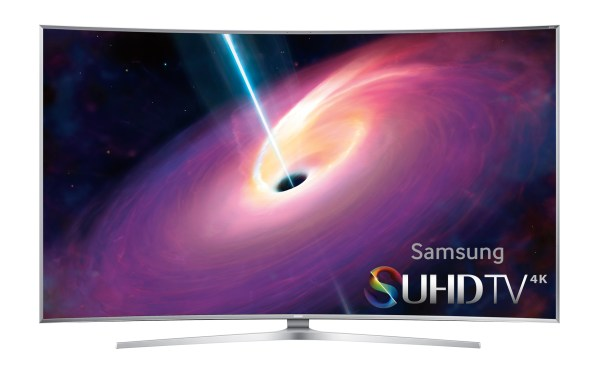 Samsung 4K SUHD TVs at Best Buy