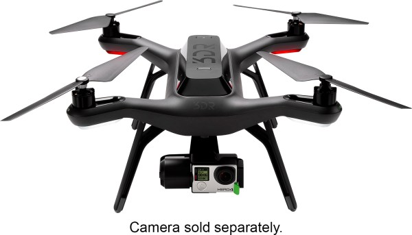 3DR Solo Drone #SoloatBestBuy @BestBuy @3DRobotics
