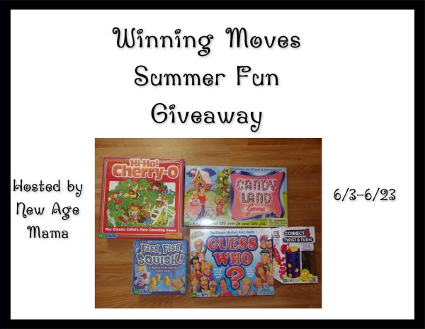 Winning Moves Games Giveaway - Enter for a chance to win a suite of games for your family, good luck from A Medic's World