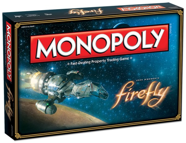 Firefly Monopoly Review from USAopoly, I am a Leaf on the Wind, Iconic Locations, Awesome Tokens, Great Graphics, I love this game, check out the review, go leave a comment on it at A Medic's World