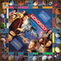 Firefly Monopoly Gameboard by USAopoly