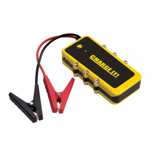 Never Feel Stranded with this Power Supply and Jump Starter from Clore Automotive