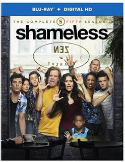Shameless Complete Season 5 DVD/Blu-Ray Giveaway - Good Luck! Ends 1/15/16