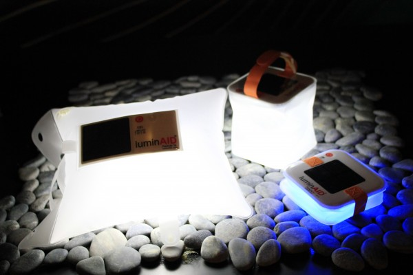 Light Up Your Life With LuminAid – Light When You Need It