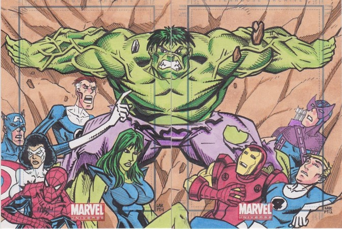 Hulk and Others