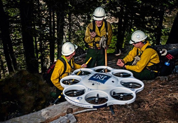 Unmanned Aerial Systems in Search and Rescue Operations