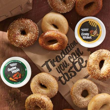 Bruegger's Bagels Brings Back Tax Day Special