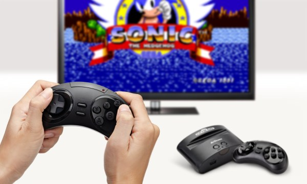 2016 Holiday Gift Guide Idea - SEGA Genesis classic game console