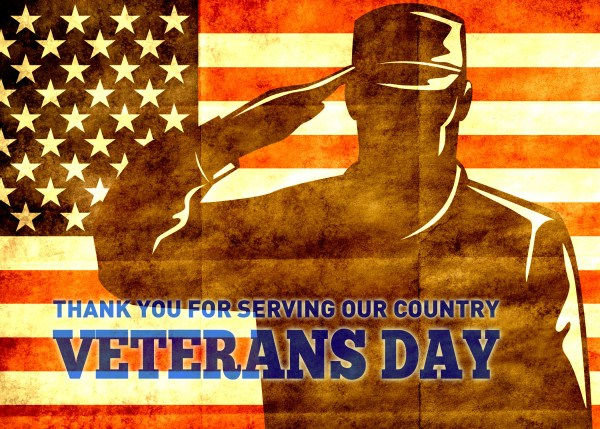Happy Veterans Day ~ What it Means to be a Veteran to Me