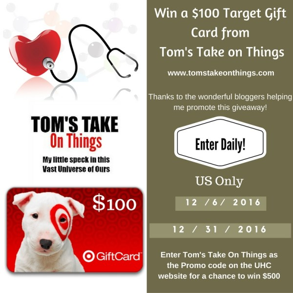 Check. Choose. Go. $100 Target Gift Card Giveaway
