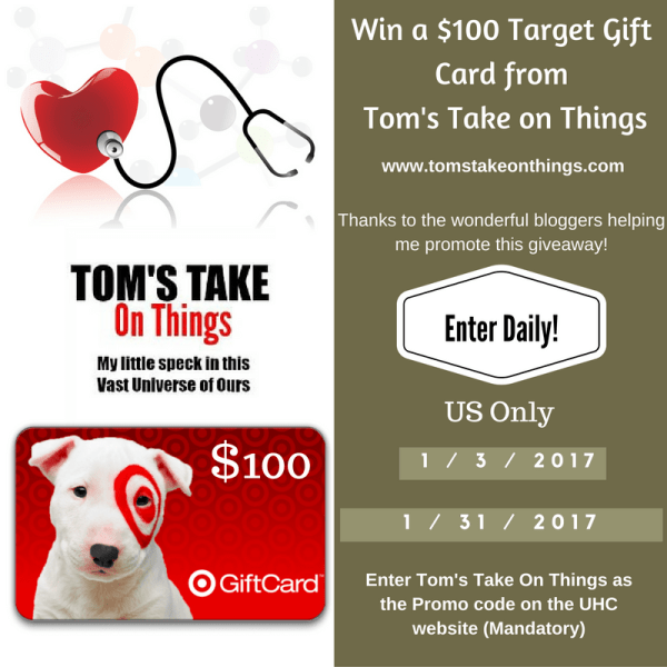 Healthcare Savings Account Basics ~ Enter to win a $100 Target Gift Card
