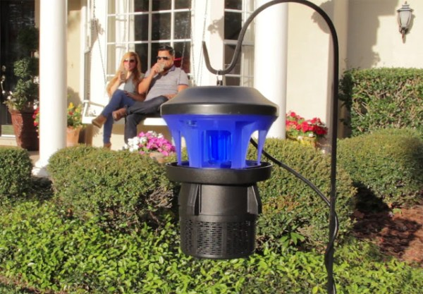 Viatek Rocket Insect Trap Giveaway Ends 7/30