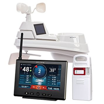 Pro 5-in-1 Weather Station Giveaway