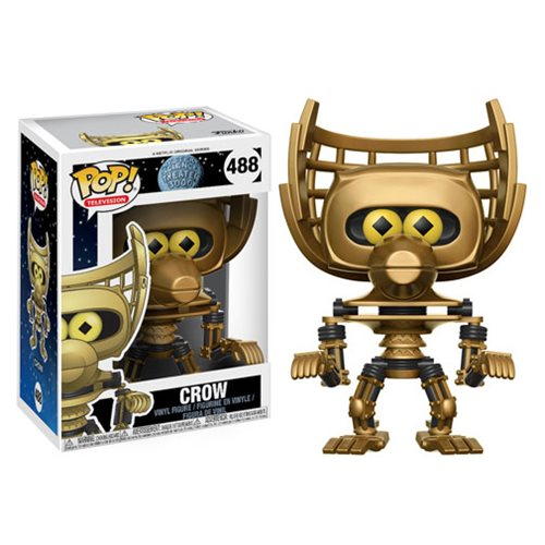 Mystery Science Theater 3000 Crow Pop! Vinyl Figures Crow