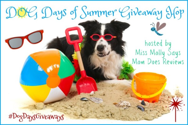 Dog Days of Summer Giveaway Hop ~ $10 Amazon Gift Card Giveaway and more!