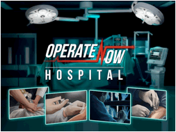 Enter to win a prize package from Operate Now: Hospital Season 2 Ends 9/30