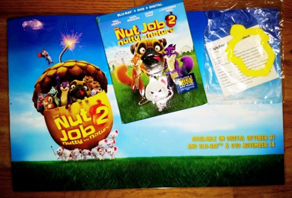 Nut Job 2 Movie Prize Pack Giveaway Ends 11/29