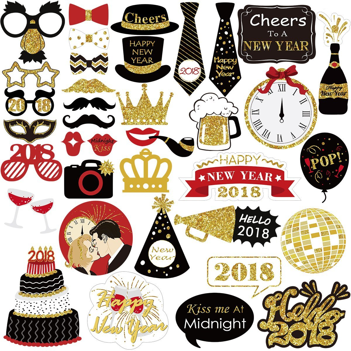 5 Celebration and Party Supplies ideas for your New Year's ...