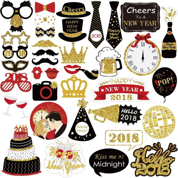 5 Celebration and Party Supplies you might need to ring in 2018