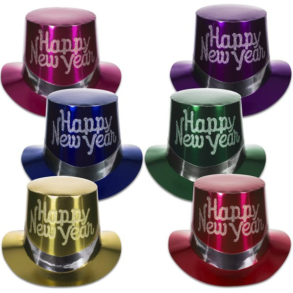 5 Celebration and Party Supplies you might need to ring in 2018 New Year's Eve