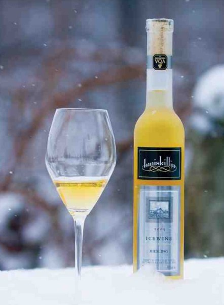 Top 10 Ice Wines ~ One of my favorite things to drink