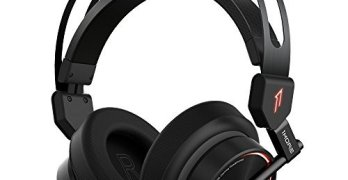 Gaming headphones that are comfortable to wear and sound great