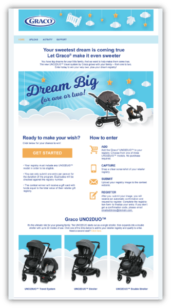 Graco UNO2DUO Stroller Giveaway ~ Safety and Convenience Ends 8/3 Great prize and you can win it! Tom's Take On Things is happy to promote this giveaway to all of you! ~Tom