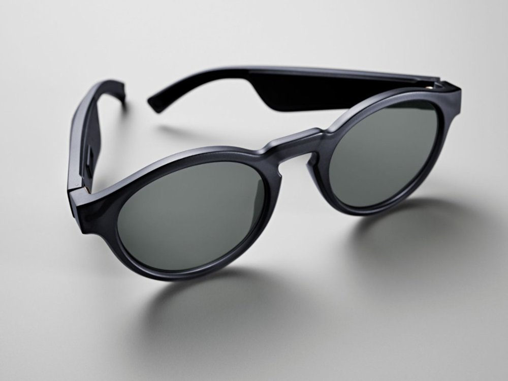Sunglasses with Bose Audio ~ Listening to music in style  Bose Rondo Sunglasses