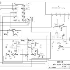 Thompson Solenoid Wiring Diagram Capacitor Start Reversible Motor Antenna Rotator