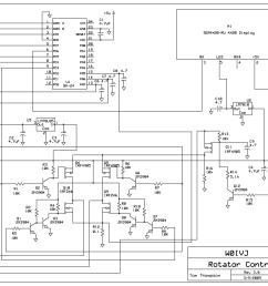 could the arduino rotator computer serial interface controller project have another branch which caters for this kind of circuit which would be very  [ 2040 x 1540 Pixel ]