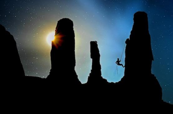 すべての山に登りましょう