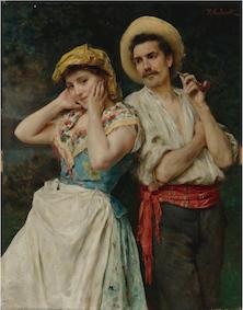 Federico Andreotti Flirt