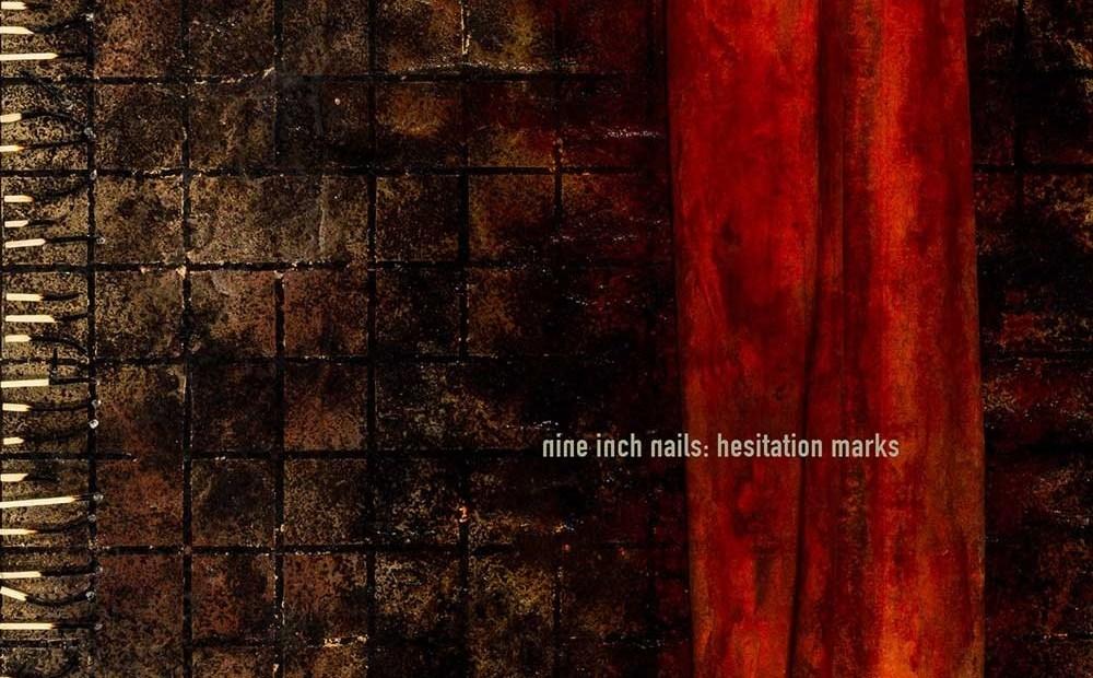 Nine Inch Nails - Hesitation Marks Album Art